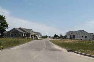 Street View of the Community at Copper Ridge