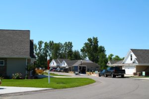 Another Street View of Pointe Lake Village