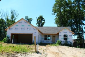 New Construction at Hickory Woods Farms