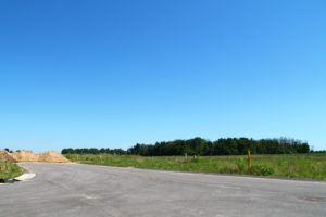 Space for New Construction at Hickory Woods Farms
