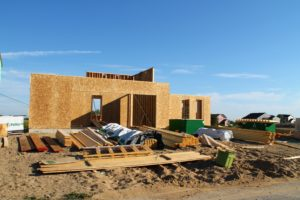 Construction at Prairie Winds