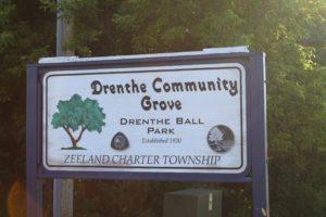 A park near Settlers Grove