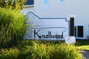Front Sign at Knollwood