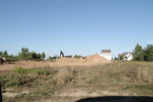 New Space for Construction at Knollwood