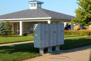 Mailboxes at Knollwood