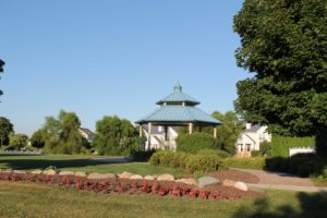 Gazebo at Cobblestone