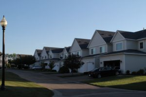Townhouses at Cobblestone