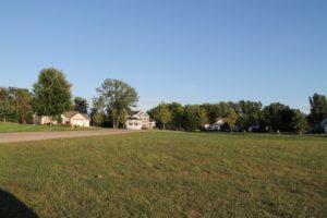 Green Space and Neighborhood View at Terra Vita