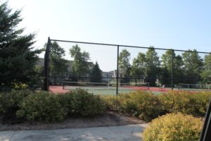 Tennis Courts at Macatawa Legends